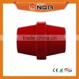 Excellent Red Round Bus bar Insulator Support For Distribution Box SM40