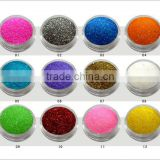 nail glitter powder, High quality glitter powder for acrylic nail decoration, colored glitter powder for acrylic nail