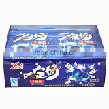 New design fruitu candy chewing gum with packaging VE-C013