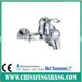 Shower faucet plumbing supplier bibcock tap mixer
