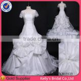 ebay american satin and organza big bow ball gown short sleeves tunisian wedding dresses
