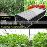 DSunY high power auto dimmable full spectrum led grow light with auto program controller