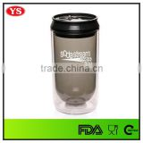 12 oz double wall plastic soda cans factory