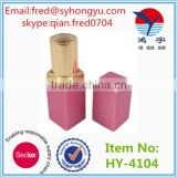 [Manufacturer]HY-4104 Zhejiang Factory Empty Custom Logo Private Label Cosmetic Lipstick