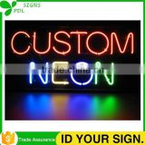 2015 Best New High Quality Acrylic Neon Sign