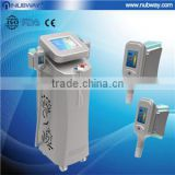 2014 hottest criolipolisis lipo cryo fat freezing machine 2 handles vacuum antifreeze membrane for cryolipolysis