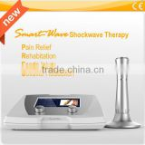 Back Pain Relief Massage Shockwave Shock Wave Therapy Equipment SWT shockwave physiotherapy machine