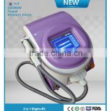 Most popular best selling portable elight ipl+rf machine