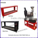 Professional roaster factory sell home coffee bean roasting machines with cleaning function