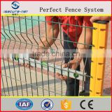 wire fence /welded wire mesh fencing 3d models