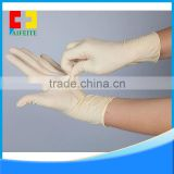 Industrial Anti-static blue latex coated gray yarn glove/wear-resistant palm coated gloves