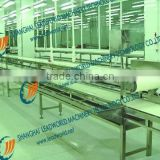 Double Layer PVC Belt Conveyer