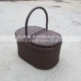 Handcraft Towel Basket Hotel Basket