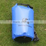 Hot design clear pvc back sack bag of hot water bag