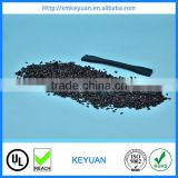 Recycled Polybutylece terephthalate 20% glass fiber filled/ PBT gf20 fr v0 plastic scrap for connector