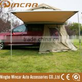 Tough Car Side Shade 4x4 Awning Tent Camping Roof Top 4WD Pull Out