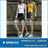 Functional Xiamen Sportex tennis wear for women, tennis clothing for women, tennis clothes for women OEM#13167