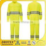 Protective Clothing Fire Protective Clothing Fireproof Workwear Reflective Safety Cloting
