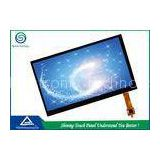 Capacitive Resistive Touch Screen 7.1 Inches Viewing Area , Single Touch Panel
