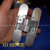 italy zinc alloy hinge, silver concealed Hinges 110*24*26*25.5