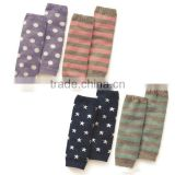 high quality winter thick terry baby leg warmers