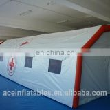 alibaba stock price white hospital inflatable tents, Inflatable event tents, China advertising tent