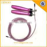 New Silver corssfit Jump Rope skipping rope,Speed rope