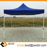 10X10 Blue Customized Cheap Pop up Gazebo Tent with Wall for Trade Show Event Exhibition Wedding Party Camping Fold Cano