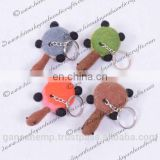 felt tortoise key ring FKR-410