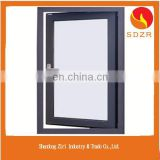 wood grain aluminium door and window manufacturer