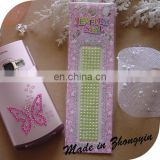 2013 Newest Cell Phone Jewelry Sticker With High Quality