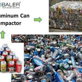 Aluminum Can Compactor – Recycle Scrap Aluminum Can Waste Easily
