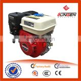 Single cylinder, 4 stroke, air cooled gasoline engine, gx160 and gx200 gasoline engine for sale