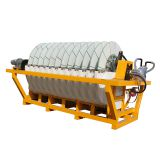 Mining Machine Vacuum Disc Filter Dewatering Coal Mining Equipment