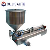horizontal type sauce paste filling machine