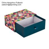 China Custom Drawer Type Paper Packaging Box / gift box