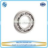 Single row deep groove ball bearing with a snap ring groove with good quality and price