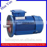 Multi Speed Frequency Conversion Adjustable Speed Electric Motor 4 Pole Three Phase Asynchronous Motor