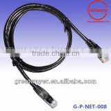 UTP Ethernet rj45 male adapter 4G modem rj45 cable assembly