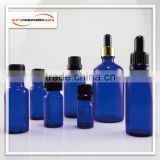 High Quality Temper Evident Blue 5ml 10ml 15ml 20ml 30ml 50ml 100ml Essential Oil Bottle