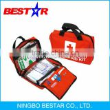 CE approved convenient carry hot sale first aid kit                                                                         Quality Choice