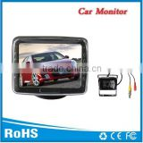 4.3inch lcd car monitor and truck camera car parking equipment