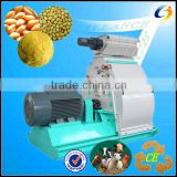High output&efficiency cattle feed hammer mill/cattle feed crushing machine/cattle feed grinder