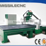 jinan missile high precise 2030 3d letter sign making machine/ high precise advertising cnc router