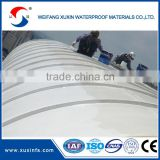 Roof waterproof silicone coating for concrete roof silicone conformal coating                                                                         Quality Choice