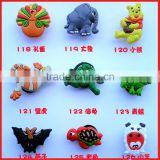 Wholesale baby plastic animal shoe decoration
