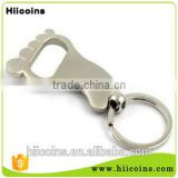 Manufacture of promotional keychain No MOQ custom metal keychain Custom bottle opener keychain