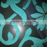 polyester viscose burn mesh textile fabric