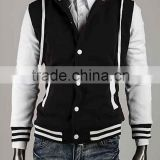 High Quality Custom Cotton Fleece American Baseball Jacket/Design your own Cotton Varsity jacket/Stylish Cotton Letterman jacket