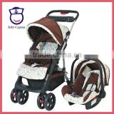 LUXURY TRAVEL SYSTEM BABY STROLLERS PUSHCHAIR STROLLER                                                                         Quality Choice                                                     Most Popular
